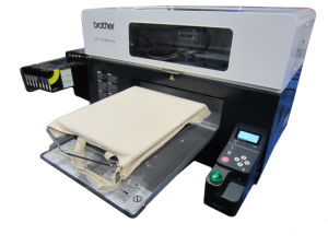 Gripper Kit for Tote Bags on Brother GT Printers