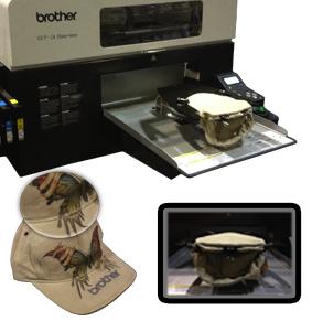 Cap Platen for all GT Printers