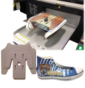 Customize Footwear with Shoe Platen Kit