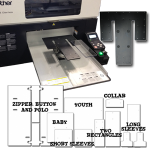 Touchdown Platen Complete Kit for Brother GT Printers
