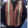 Safety Vest with DTG Pretreat