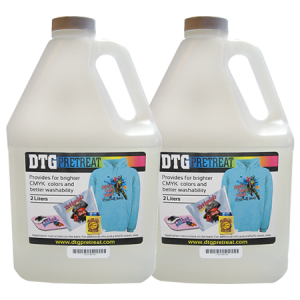 DTG Pretreat 4-Liter Package