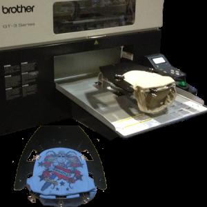 GT Cap Platen for Brother GT Printer