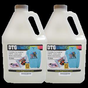 DTG Pretreat 4-Liter Package