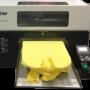 Wrap Around Platen Insert on GT-3 Printer